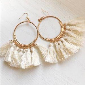 Jewelry - 🎖HP🏅 Bohemian Tassel Earrings